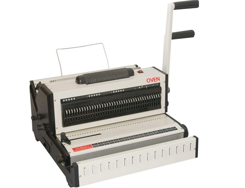 دستگاه تولید فنر دوبل صحافی